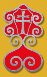 CROCE di CASTEL DI GUIDO– LA CROCE DI LORENA - CROCE DEL SANTO SPIRITO