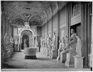 Museo Pio Clementino – La GIUNONE VELATA