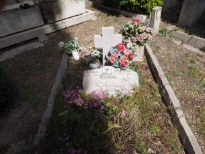 Il grande regista PIETRO GERMI è sepolto nel Cimitero di Castel di Guido