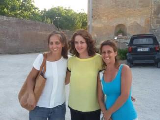 film Nemiche per la pelle, Margherita Buy e Claudia Gerini