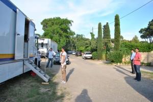 - RESIDENZA AURELIA – Set del Film VIVA L'ITALIA