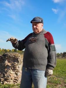 mitico Archeologo VINCENZO ARNESE