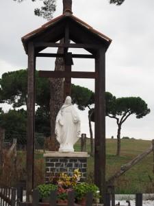 Borgo di SANTA MARIA DI GALERIA