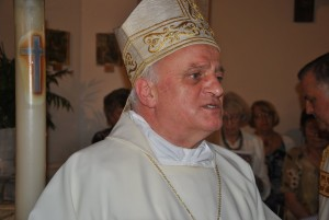 S.E. Monsignor Gino Reali ,Il Vescovo di Porto e Santa Rufina