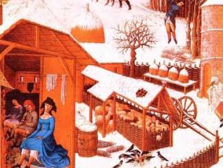 Abitare nel Medioevo