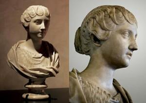 Faustina Minore Imperatrice, sposa di Marco Aurelio, visse a Lorium