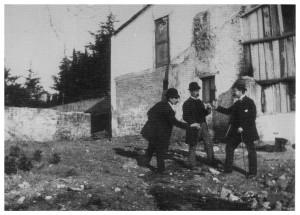 LA MORA- 1907