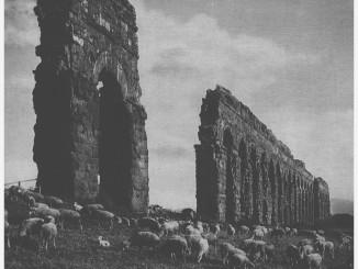 Campagna Romana- foto primi anni 1900
