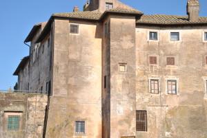 MACCARESE-Il Castello San Giorgio