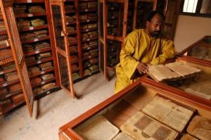 Il bibliotecario eroe di Timbuctù