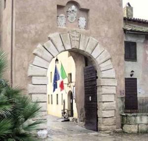 IL CASTELLO DI S.SEVERA