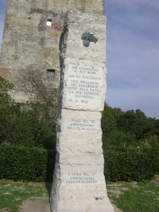 Torre Perla di Palidoro sarà il museo Salvo d'Acquisto