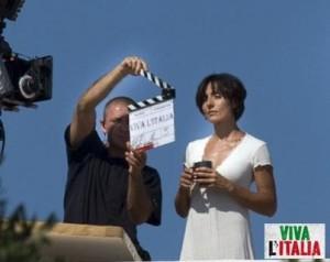 -RESIDENZA AURELIA – Set del Film VIVA L'ITALI-Aambra-Angiolini- -