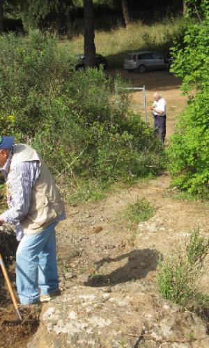 Cerveteri i volontari del GATC