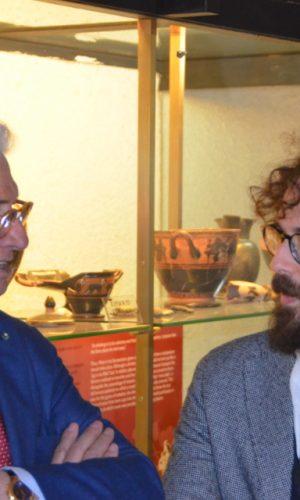 Il Sindaco di Cerveteri Alessio Pascucci, GIUGGIARO