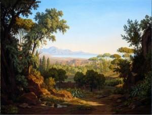 Goethe J.W., Viaggio in Italia -,Roman Campagna