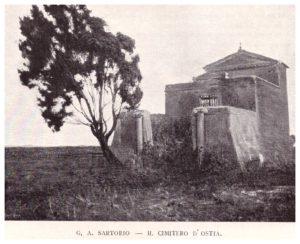 LA CAMPAGNA ROMANA NELLE TEMPERE E NEI PASTELLI DI Giulio Aristide Sartorio.