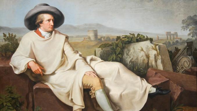 Goethe J.W., Viaggio in Italia -Johann Heinrich Wilhelm Tischbein