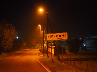 Borgo TESTA di LEPRE By night- Foto Gallery