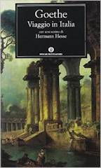 Goethe J.W., Viaggio in Italia