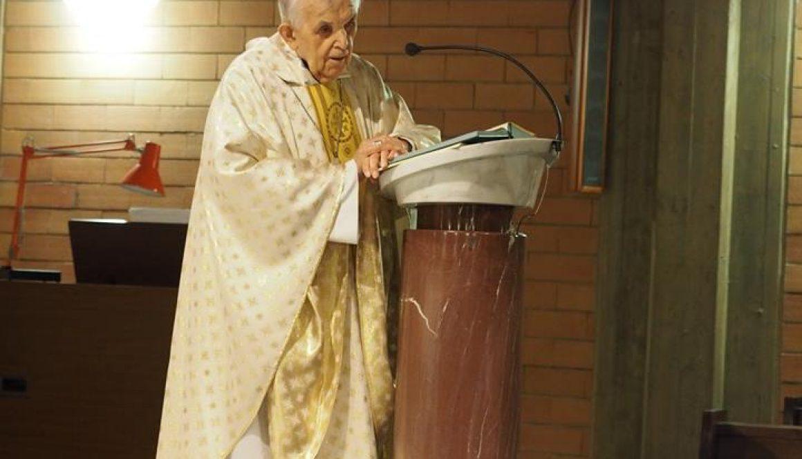 Mons. Diego BONA- Vescovo della Diocesi di Porto e Santa Rufina
