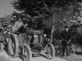 trattore Landini Vélite