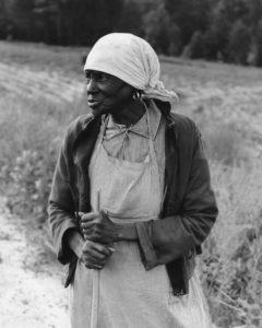 Ex-Slave with a Long Memory, Alabama, 1937 (Dorothea Lange)