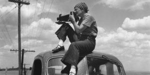 Dorothea Lange in Texas, Paul S.Taylor, 1934