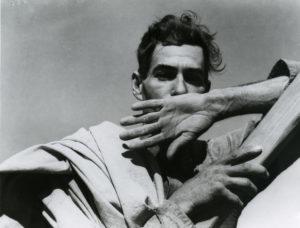 Migratory Cotton Picker, Eloy, Arizona, 1940 (Dorothea Lange)