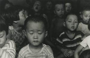 Korean Children, Corea, 1958 (Dorothea Lange)