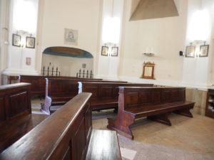 CASTEL DI GUIDO Chiesa dello Spirito Santo: PORTA SANTA DELLA MISERICORDIA –