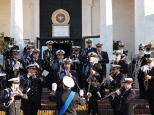 CASTEL DI GUIDO Concerto Banda Marina Militare 21/maggio/'16