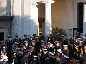 CASTEL DI GUIDO Concerto Banda Marina Militare 21/maggio/'16-