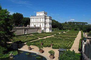 ROMA-Villa Doria Pamphillj