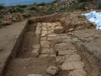 SANTA MARINELLA-CASTRUM NOVUM- scavi