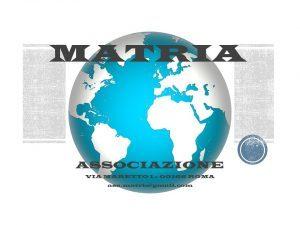 Associazione MATRIA logo