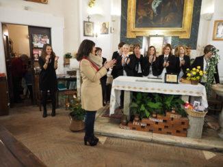 """PREMIO CAMPAGNA ROMANA 2016- Al Coro """"DONNE TRA LE NOTE """" di Cerveteri Grazie per il Concerto di Natale 2016"""