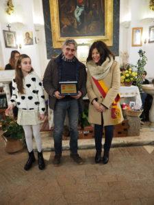 PREMIO CAMPAGNA ROMANA 2016- DOMENICO FRASCARELLI Al buttero artista e poeta della Campagna Romana.