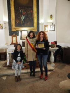 PREMIO CAMPAGNA ROMANA 2016- ANTONELLA PROIETTI Poetessa e operatrice culturale di Castel di Guido
