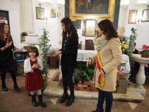 PREMIO CAMPAGNA ROMANA 2016- Giornale MUNICIPIO 13 Per aver dato voce e risalto agli eventi della nostra Campagna Romana Ritira il Premio la Dott.ssa ARIANNA UGOLINI