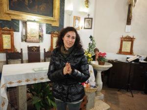 PREMIO CAMPAGNA ROMANA 2016- Dott.ssa ALESSANDRA MANCUSO Per il suo costante impegno nell'opera d'integrazione degli Ospiti del CSM con la realtà di Castel di Guido.