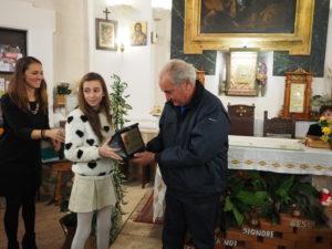 PREMIO CAMPAGNA ROMANA 2016- ROMANO TERSIGNI Per le erbe della Campagna Romana.