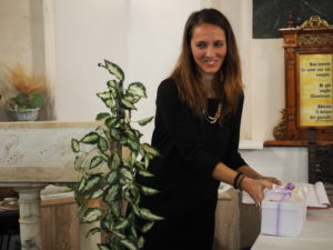 CASTEL di GUIDO-Premio CAMPAGNA ROMANA 2016- Signora VIRGINIA FERRARA