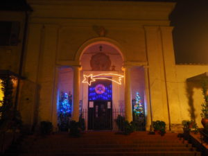 Castel di Guido – IL PRESEPE VIVENTE EDIZIONE 2016-chiesa dello SPIRITO SANTO