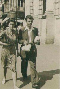 Halet Cambel archeologa turca con il marito