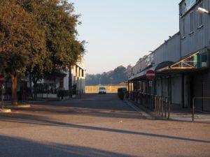 BIVIO FREGENE-Via dell'Arrone Piazzale Coop Allevatori TESTA DI LEPRE