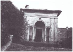 Castel di Guido-chiesa dello SPIRITO SANTO