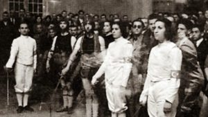 Halet Cambel-1936 BerlinOlympics