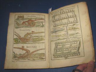 Agostino Gallo- (1564) Le dieci giornate della vera agricoltura e piaceri della villa.