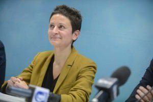 Marta Bonafoni (Si – Sel) Consigliera Regione Lazio